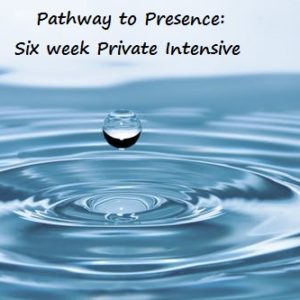 Pathway to Presence 6 week Private Intensive